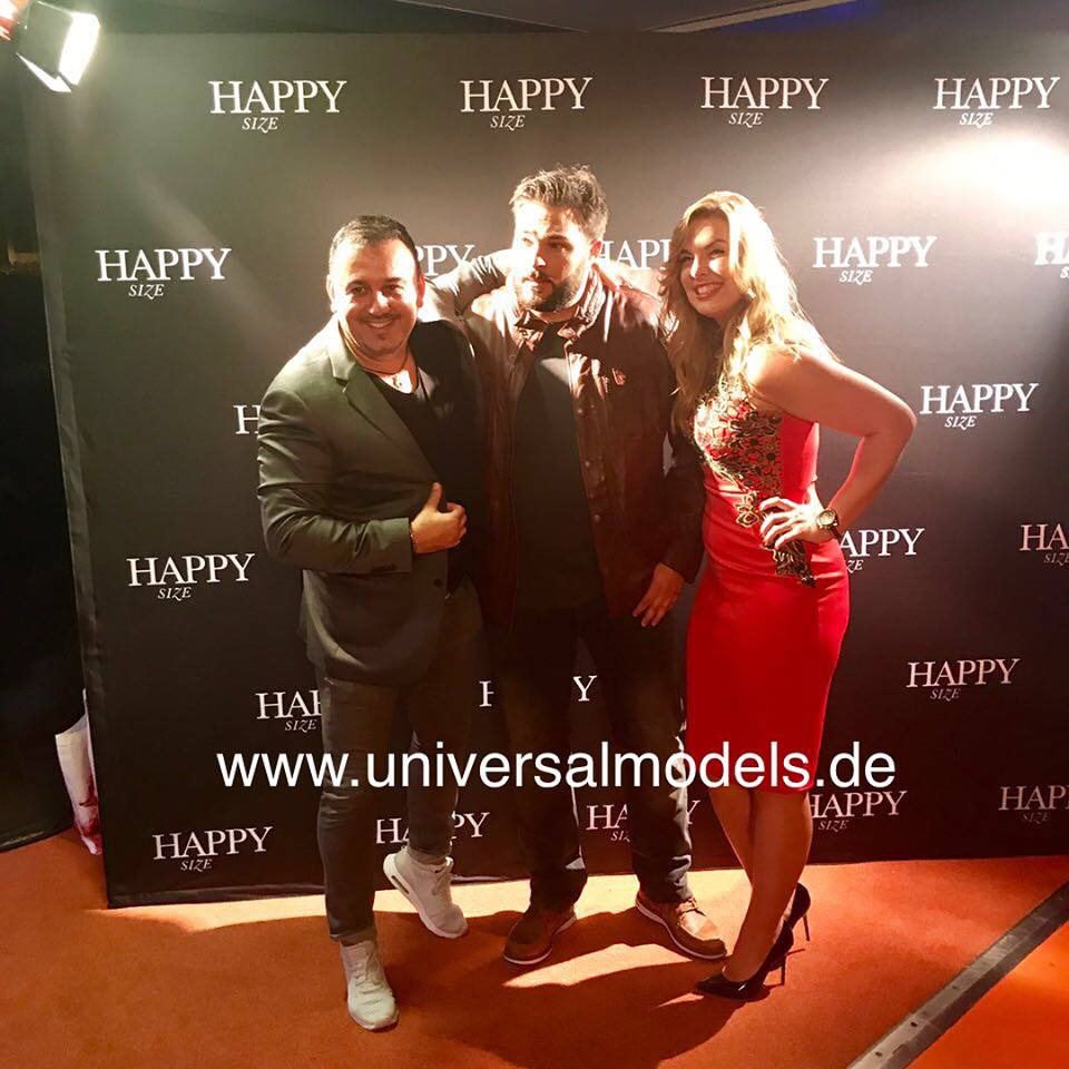 PLUS SIZE DAYS in Hamburg – Mit den Curvy Models Samanta & Orcun (Titelfoto!)