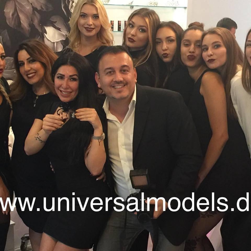 Werbefilmdreh mit unseren Models & dem Styling Team von Relax by Kathayoun