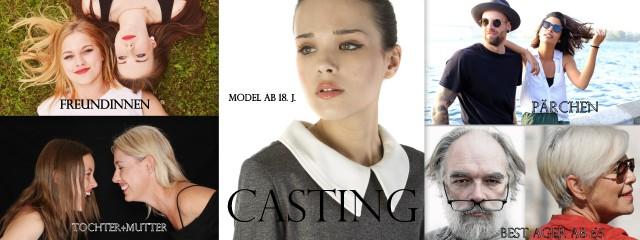 Casting für eine Werbekampagne ab dem 21.-23. März 2019 in Hamburg! Gesucht wird…
