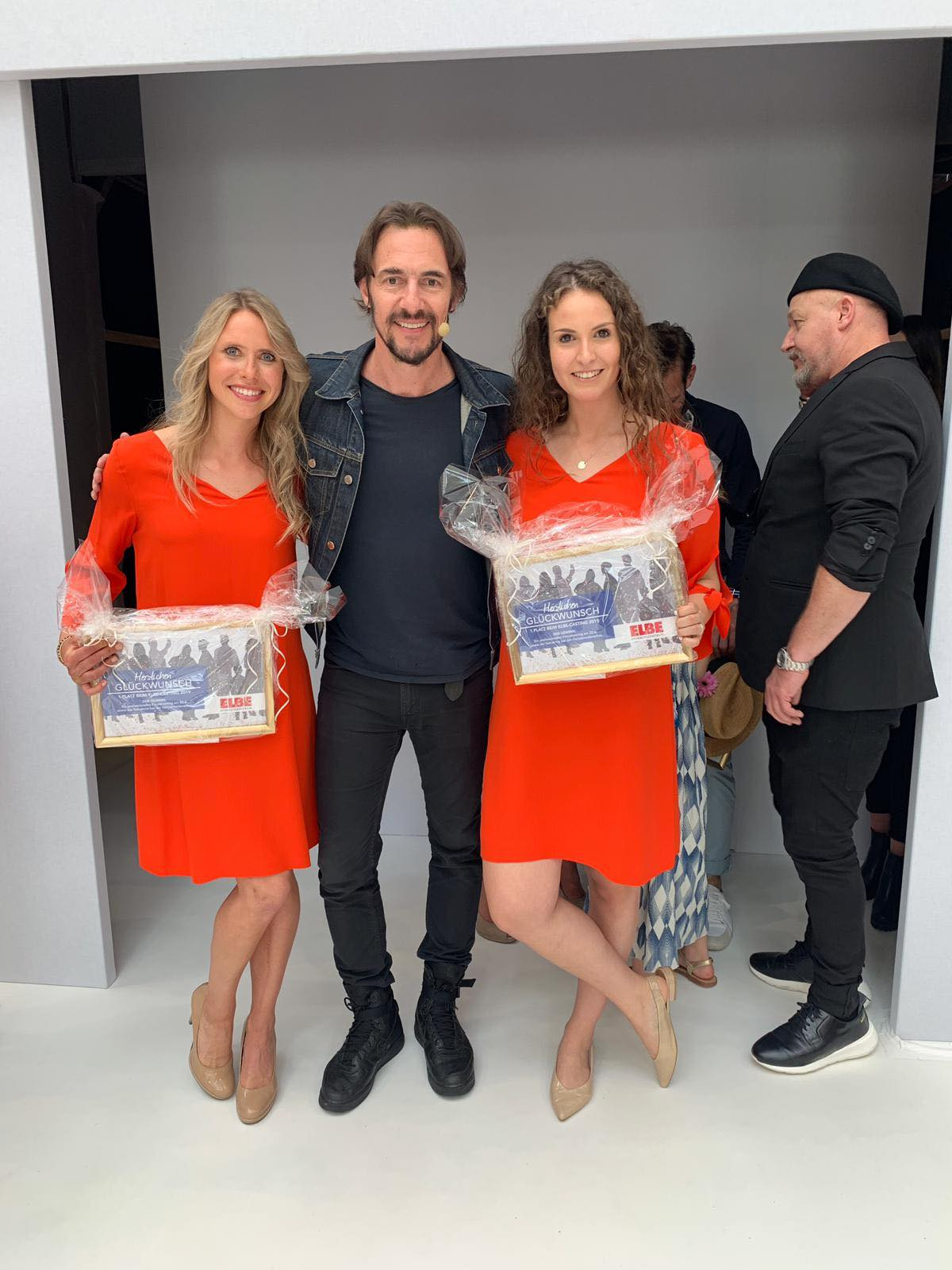 Das LIVE-FINALE vom Elbe Einkaufszentrum mit THOMAS HAYO bekannt aus GNTM mit Heidi Klum